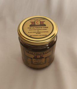 Ultimate Cure Manuka Honey Black Seed Blend Top