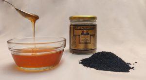 Ultimate Cure Manuka Honey Organic Black Seed